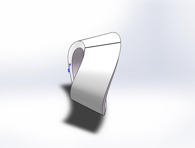 CAD软件技术v难度交流区这个展平有难度谁想cad加文字粗标注图片