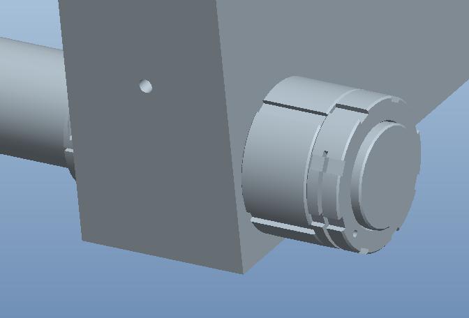 注射合模装置螺母如何锁紧