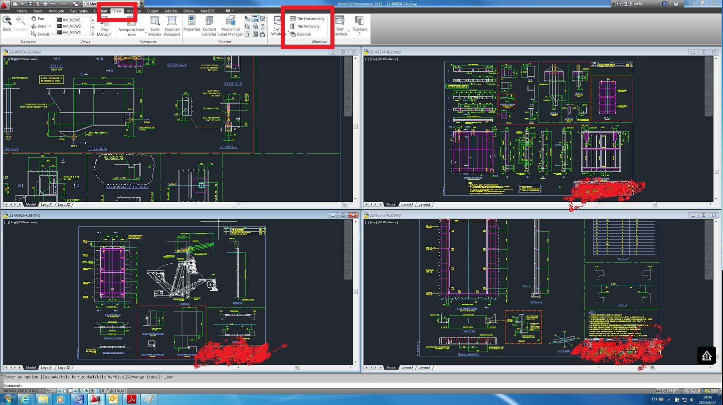 CAD软件技术v概况交流区AutoCAD使用双及概况附表面积图纸图片