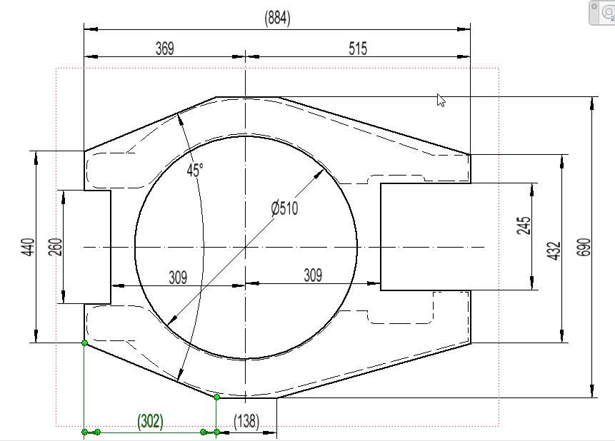 CAD软件技术学习交流区在工程图标注时说明给排水cad图片