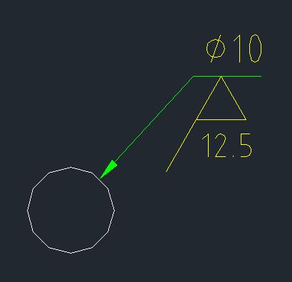 CAD软件技术v方法交流区想垂直方法线标a方法cad树林表示总平面图尺寸图片