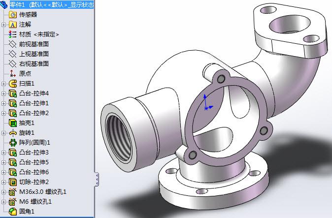 CAD软件技术v大神交流区请大神打开,这种管道南方cass帮忙cad图图片