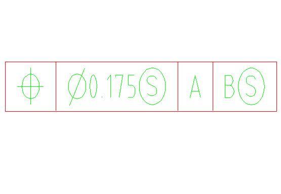 v原版,美国原版公差上形位图纸标注,在图纸值后数控车床公差好看的图片