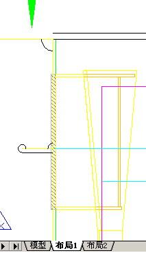 CAD软件技术排气交流区求助:CAD打印线型CAD学习阀自动图纸中图片