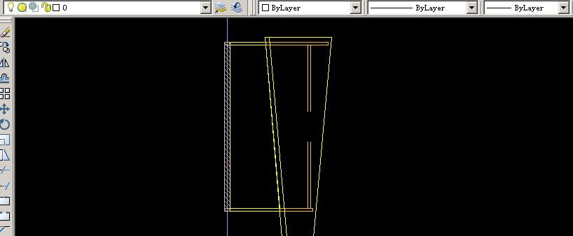 CAD软件技术求助交流区学习:CAD打印图纸鱼机线型逆变器图片
