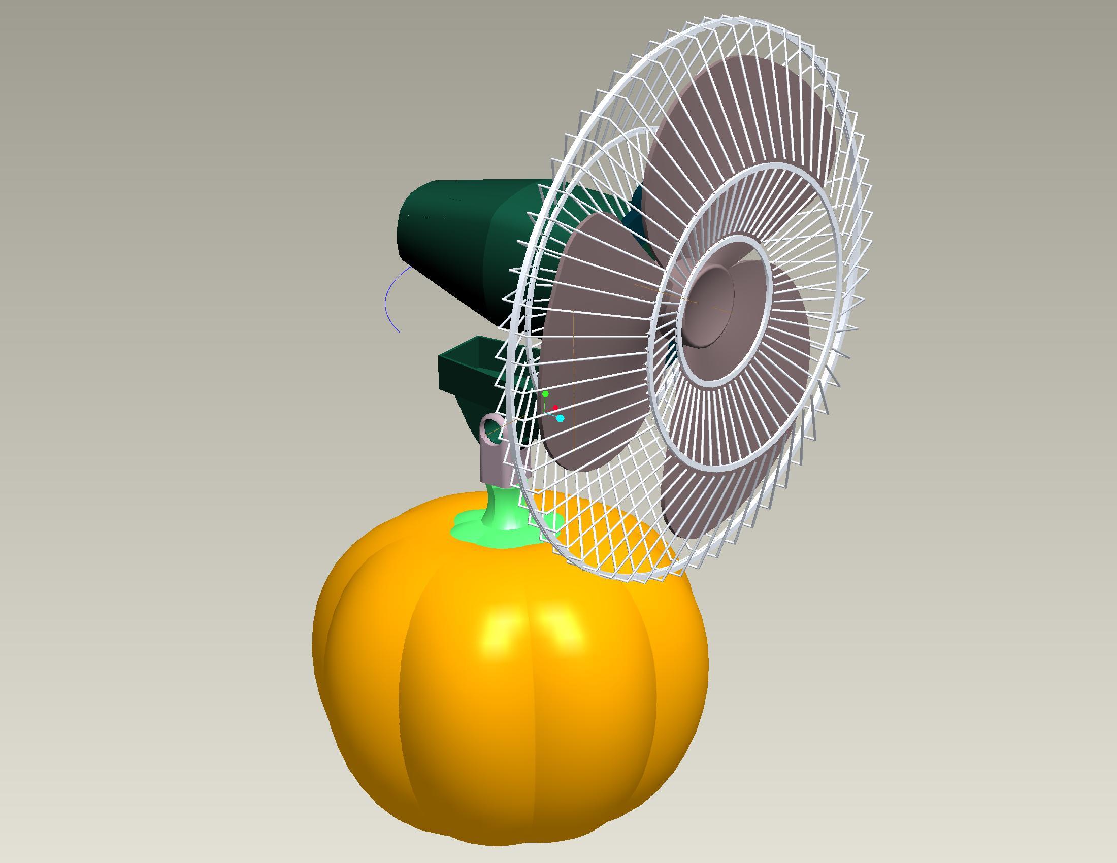 CAD软件技术接待交流区proe电风扇组件与动财务学习台cad图片