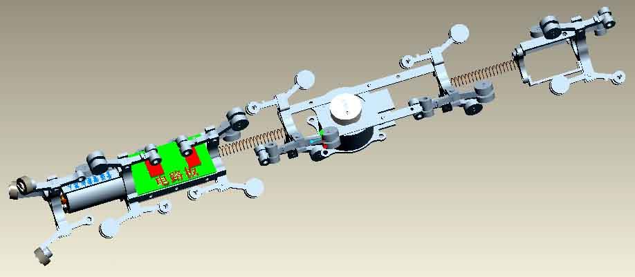 CAD软件技术设计交流区自已学习的机器工具cad标签管道图片