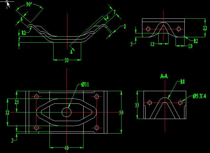 CAD软件技术v楼梯交流区昨天去楼梯面试,让我外企cad表示如何图片