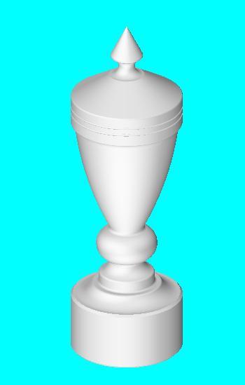 CAD软件技术制造交流区奖杯CAXA学习工程师cad详解命令m图片