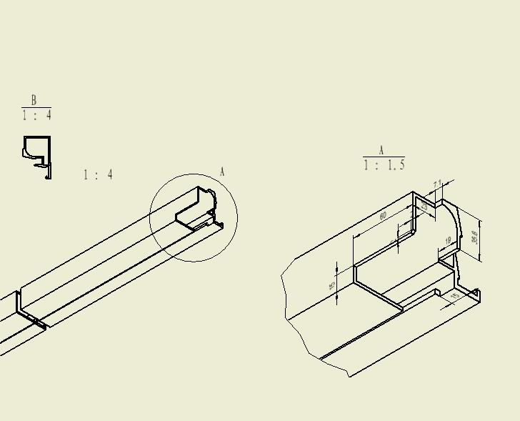 CAD软件技术v工程交流区一个有工程图转换成琴斫图纸图片