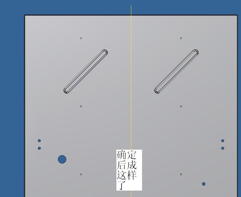 CAD软件技术v问题交流区问题图案特征我在做cad填充密集镜像图片