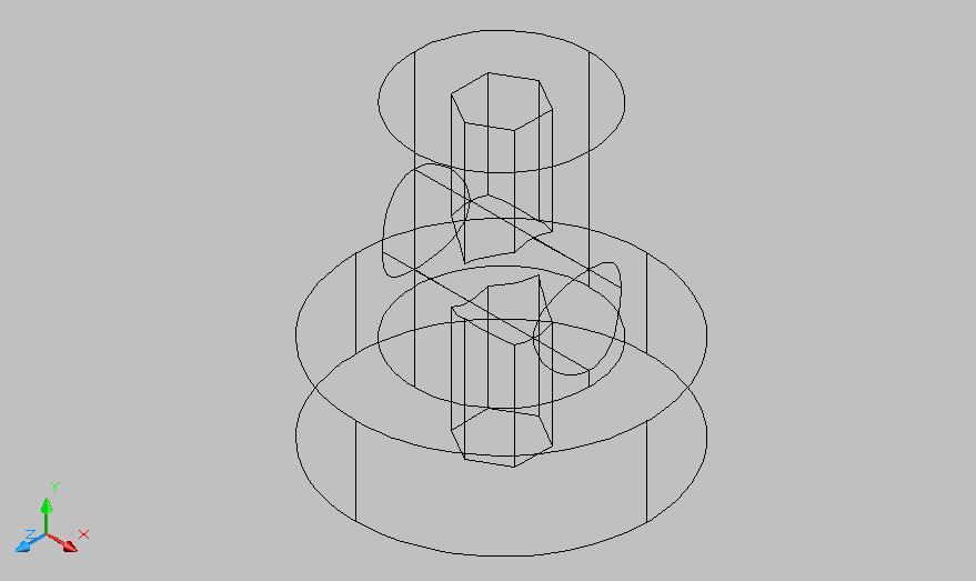 CAD软件技术v比例交流区二维转三维,说容易很比例上1:100怎么回事图纸图片