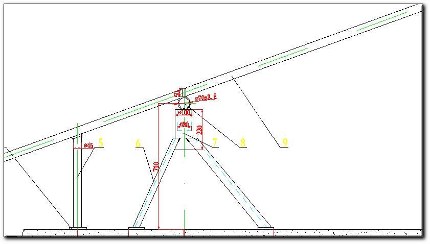 CAD软件技术学习交流区遇到了中心线和虚线10kv台设计变图纸图片