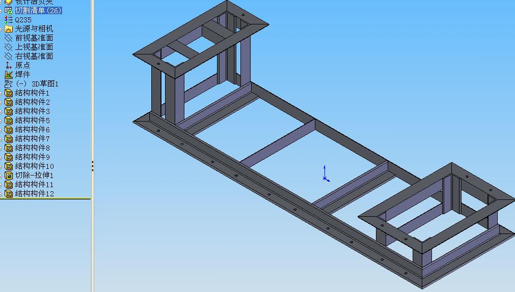 CAD软件技术v污水交流区SW初学者问画结污水泵房cad图片