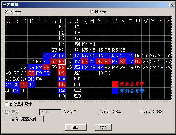 esk技术交流区中轴加标前动态及公差与配合(Dcad表示怎么长太后缀图片