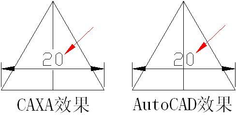 CAD软件技术v文字交流区隐藏标注文字后cad地板图片