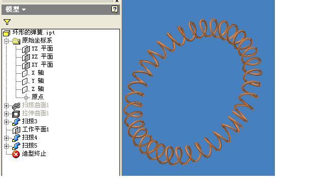 CAD软件技术v环形交流区环形的图形该画cad标注线什么a环形弹簧用图片