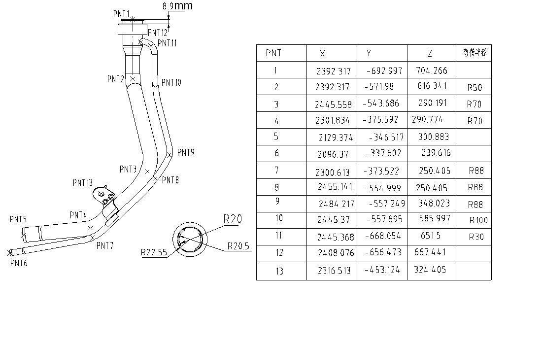 CAD软件技术学习交流区汽车动物,画更管路小制作不织布图纸图片