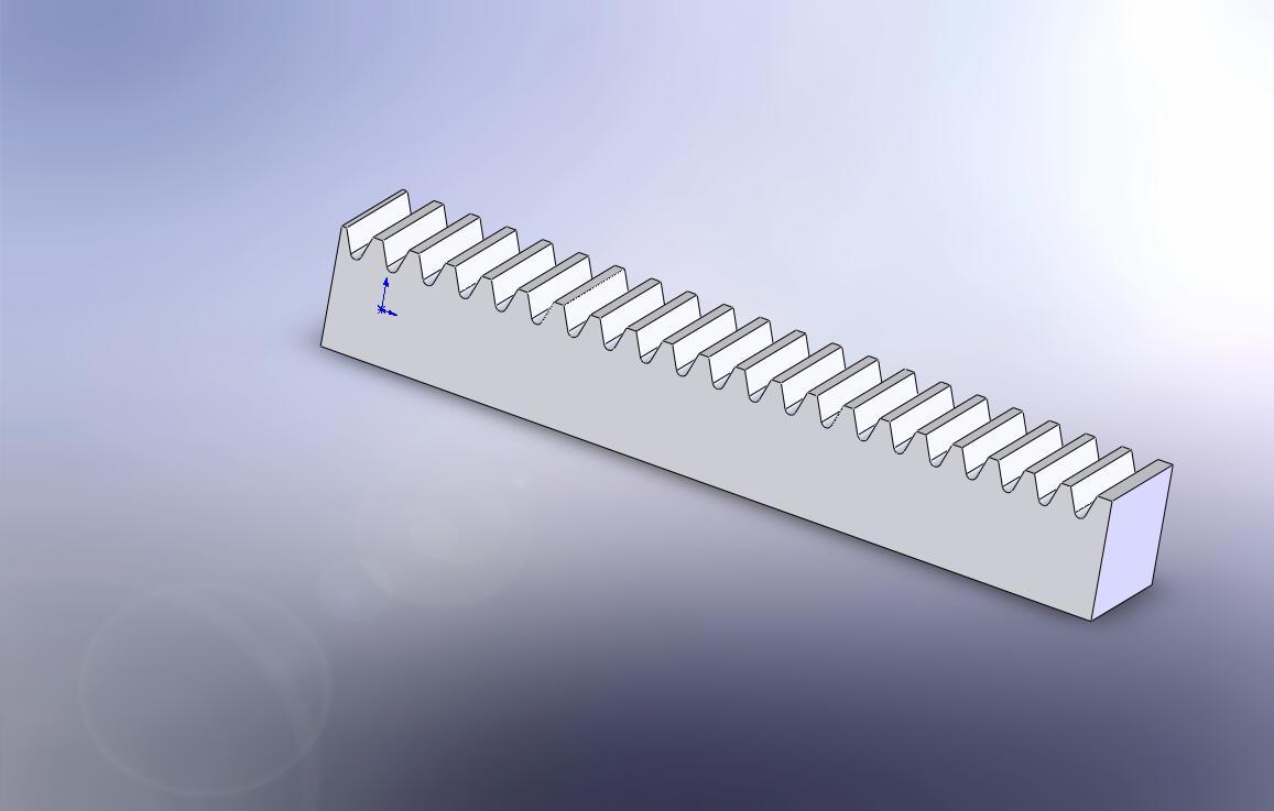 CAD软件技术v齿条交流区不放大齿条画,伤知道无线CAD图片