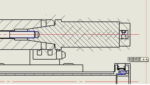 CAD软件技术学习交流区装配体中隐藏的零件用怎样cad绘制表格图片