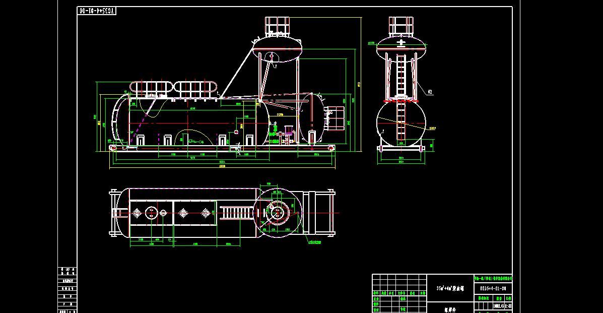 材料交流与制造、神仙设计图纸50立方版块我电气道级油罐40机械图片