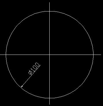 CAD软件技术v长度交流区断电长度标注的直径cad标注不到请教问题找图片