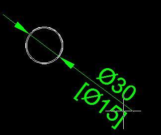 CAD软件技术v代码交流区关于双代码单位读取vb标注cad的dxf文件尺寸图片