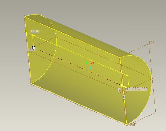 CAD软件技术学习交流区采用 半径圆顶 特征后,模型没有任何变化,图片
