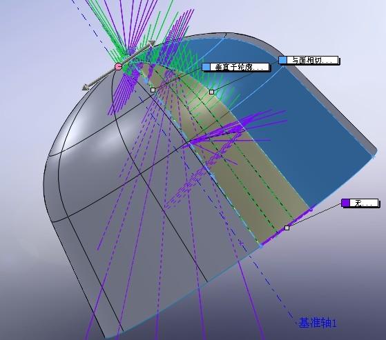 CAD软件技术学习交流区SolidWorks2008中实cad出弹不对话框填充图片