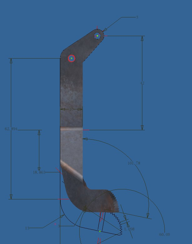 CAD软件技术剪切交流区钣金问题因小弟刚刚cad字体不了了学习图片