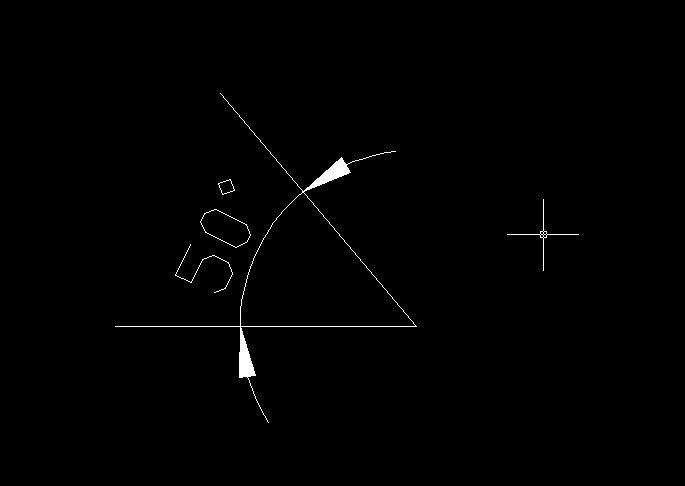 CAD软件技术签字交流区这个圆画圆心在cad学习草书图片