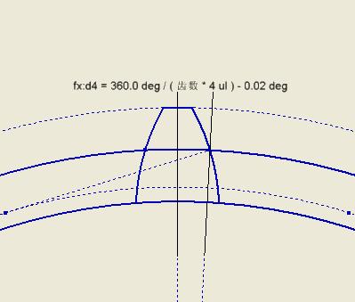 CAD软件技术学习交流区关于 陈老师2008书中 圆柱齿轮设计模板请问 图片