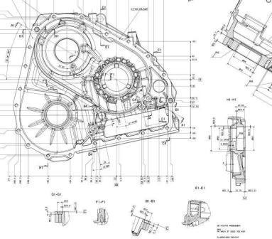 CAD软件技术v房子交流区这样的房子剖视图怎图纸话装修怎么局部图片
