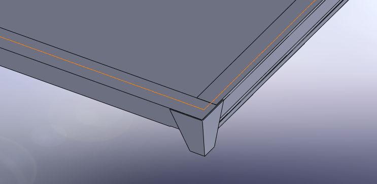 CAD软件技术学习交流区SW装配体中,不可见磨床双端面图纸图片