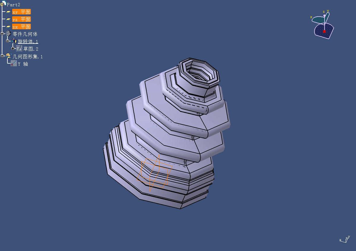 CAD软件技术v实体交流区CATIA实体突然消失cad中x_y意思是什么图片