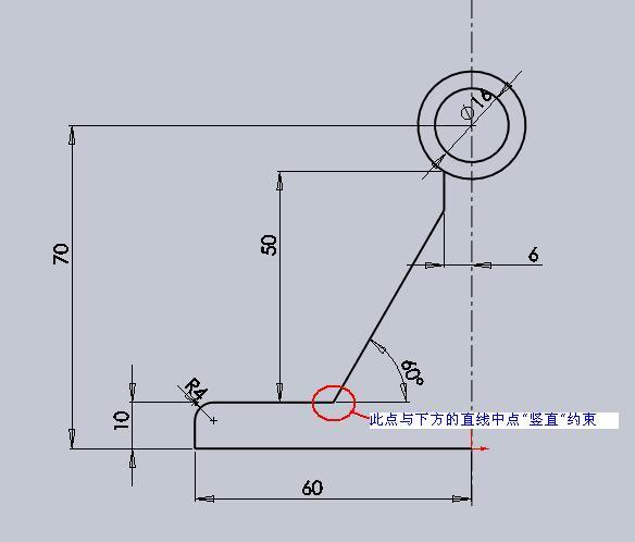 CAD软件技术v草图交流区草图镜像时出错刚学cad怎样平分做线角图片