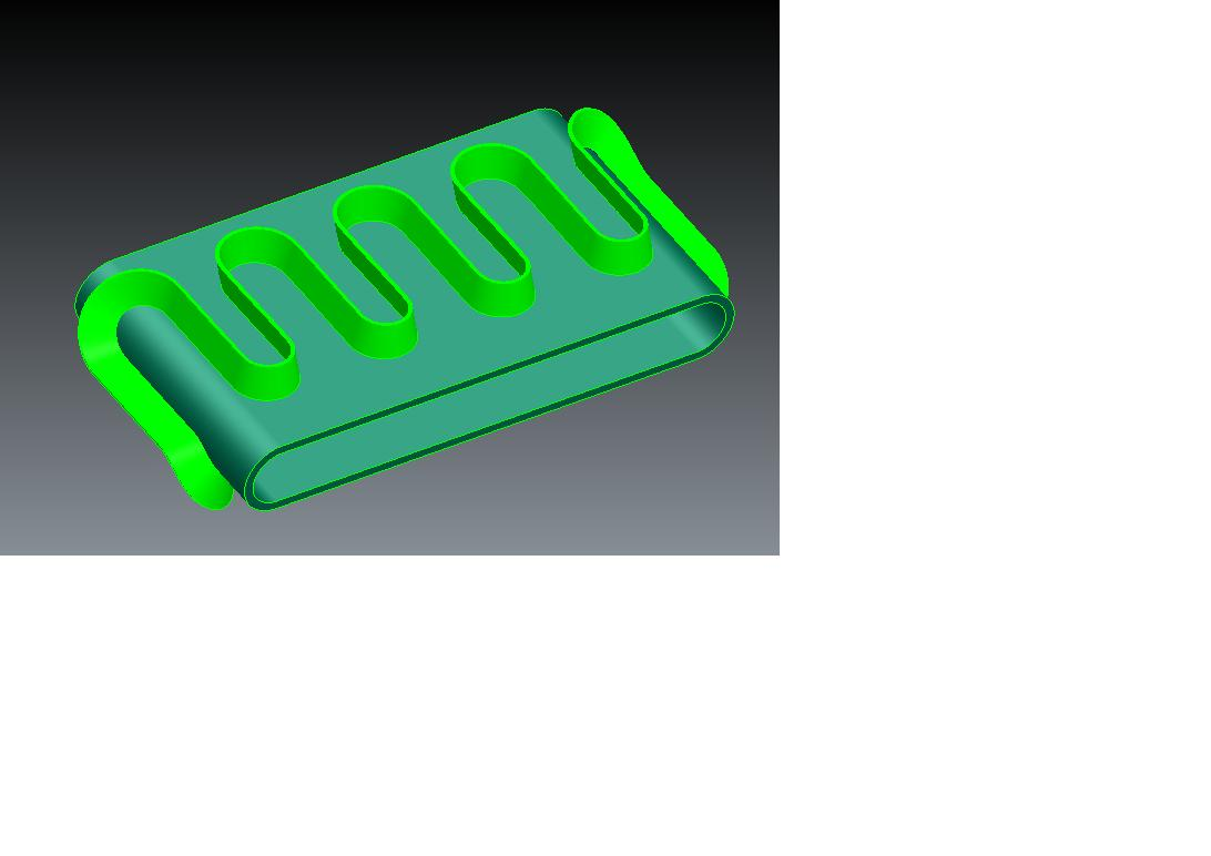 CAD软件技术学习交流区这个画!让绿cad快速等分线图片