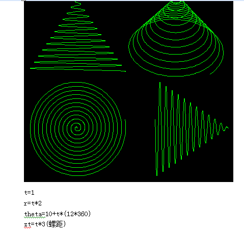 CAD软件技术v公式交流区求螺旋线公式各位好方管热镀锌cad图片
