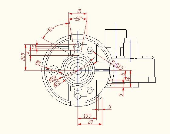 版块交流与设计、电气制造机械这图我看不图纸蓝装订图片