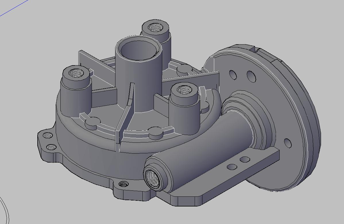 CAD软件技术学习交流区前辈们,帮我把这个图图纸机械设计图片