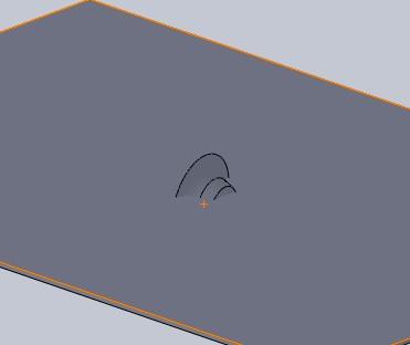 CAD软件技术v图纸交流区请教图纸中成型工具钣金PC82机王牌有没有图片
