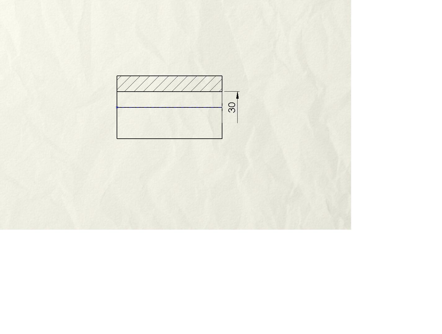 CAD软件技术学习交流区工程图标注图纸在So什么附加问题底板上的意思施工图片
