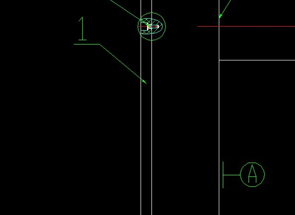 CAD软件技术调整交流区这个图形的指示图标cad2014箭头大小学习图片