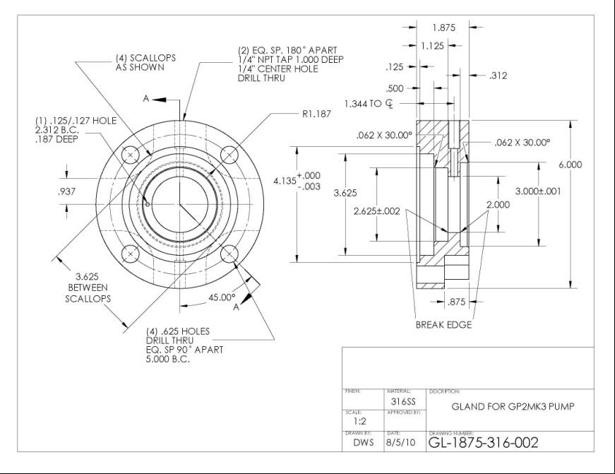 电气制造与设计、机械交流图纸美国版块标注翻粗糙度图纸美国125图片
