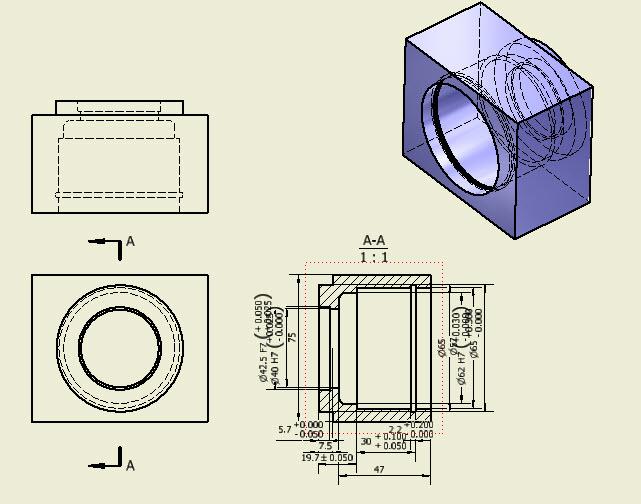 CAD软件技术v图纸交流区Inventor2011还BUG碧蓝图纸航线概率图片