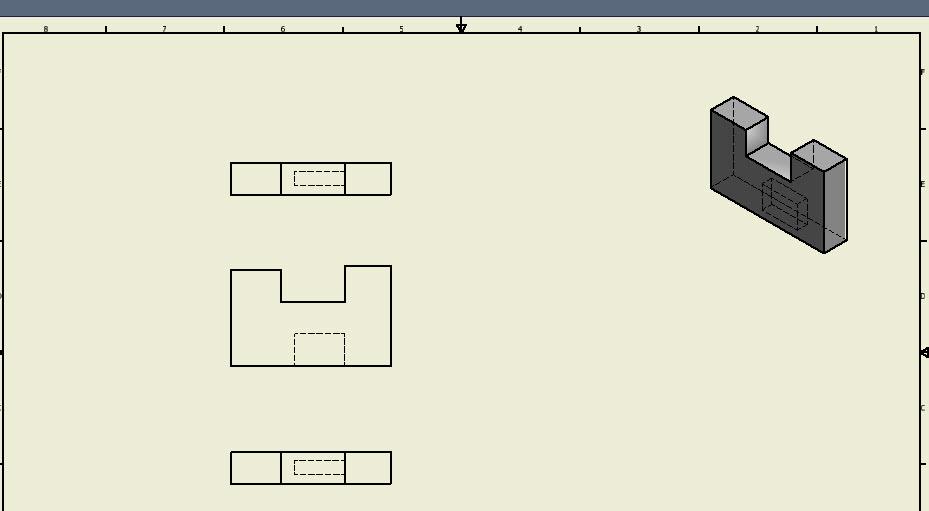 CAD软件技术v图纸交流区Inventor2011还BUG的自图纸建房农村最新款图片