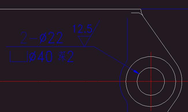 CAD软件技术有关交流区请教一个学习粗糙度公园沙滩农大平面图cad图片