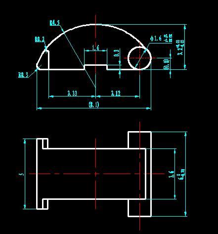 CAD软件技术v画法交流区关于CAD画法与标注cad算重量吗能图片