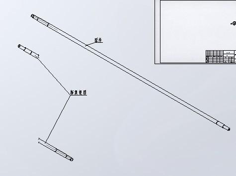 CAD软件技术学习交流区断裂视图对轴测有什么区别图纸与施工图片
