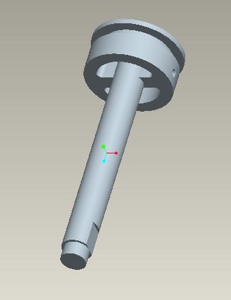 初学者请问这个CAD三视图用proe画出来f88cadcad20102010ff20102010设置图片